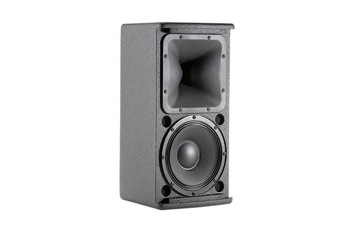 """Dual 8"""" Two-Way Compact Loudspeaker with Weather Protection Treatment"""