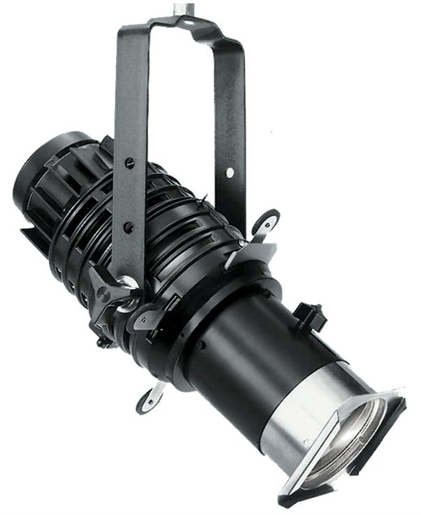 "575W 3.5"" Ellipsoidal Spotlight in Black"