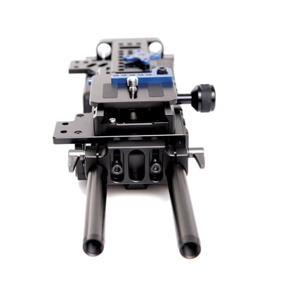15mm Quick Release Baseplate for Sony VCT-U14 Tripod Adapter