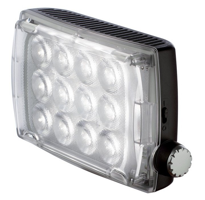 Spectra 500F LED Light, 500lx@1m-CRI>90, 5000°K Flood with Dimmer