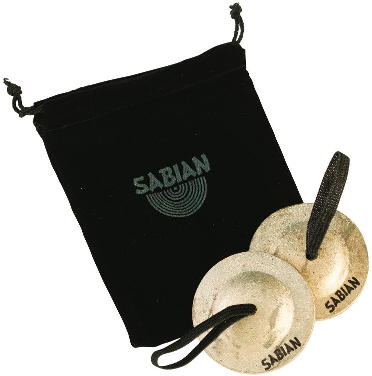 1 Pair of Heavy Weight Finger Cymbals