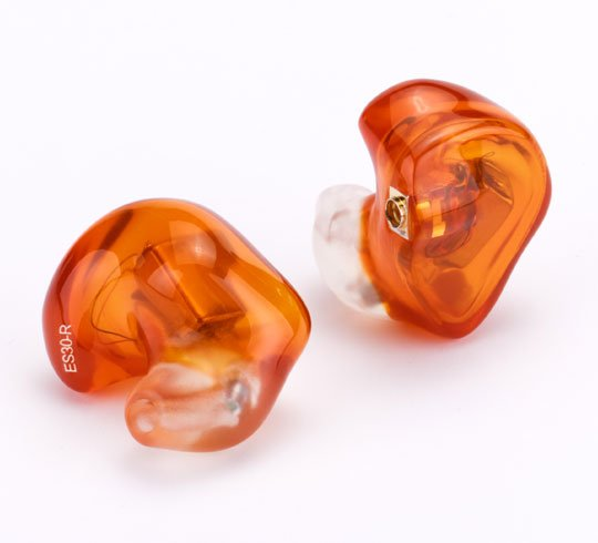 Custom Fit Triple Driver 3-Way In-Ear Monitors with Translucent Housing