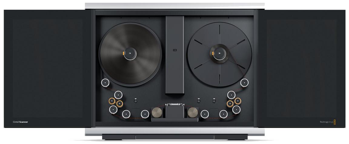 Blackmagic Design CINTELSCAN4K Cintel Film Scanner CINTELSCAN4K