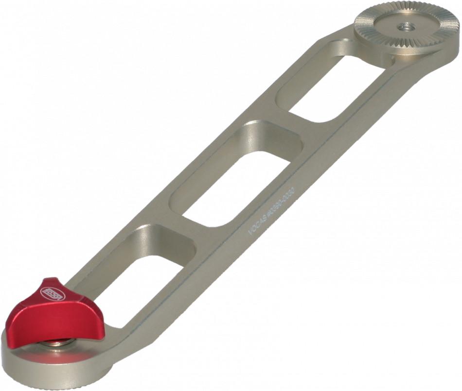 Offset Handgrip Extender, Long (150mm)