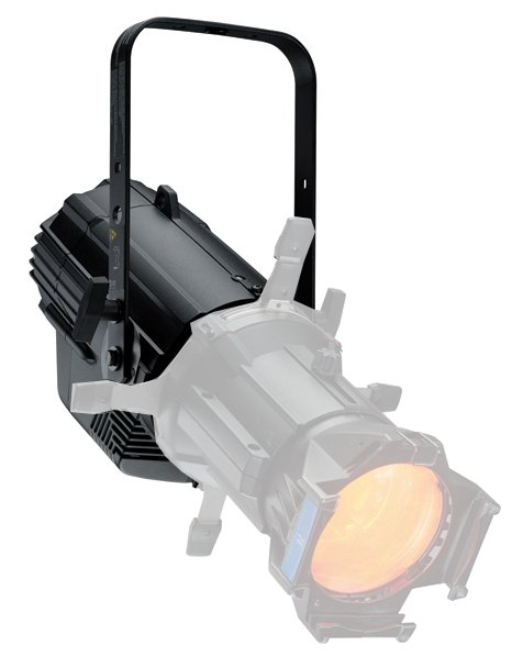 Source Four LED Series 2 Lustr Light Engine Body Only with Edison Connector in Black