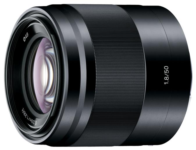 50mm F1.8 OSS E-Mount Lens