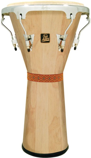 Latin Percussion LPA630-AWC Aspire Djembe in Natural LPA630-AWC
