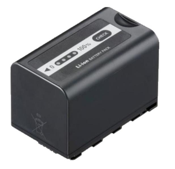 7.2V 5800 mAh Battery