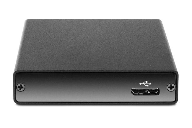1TB BlackBox Super Speed Hard Drive with USB 3.0