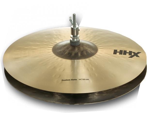"""13"""" HH Fusion Hi-Hats"""