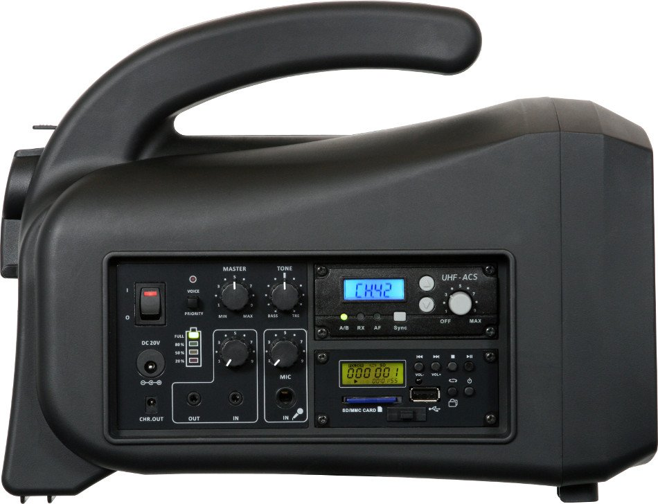 Any Spot Traveler 40 W Portable PA System