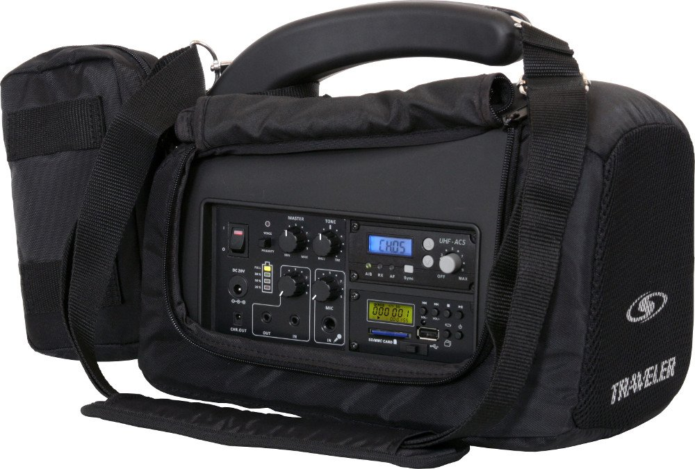 Carry Bag for Galaxy TV5X Portable PA System