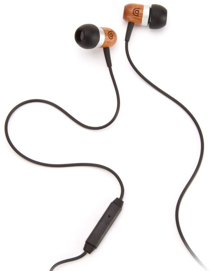 In-Eear Headphones with In-line Control Microphone
