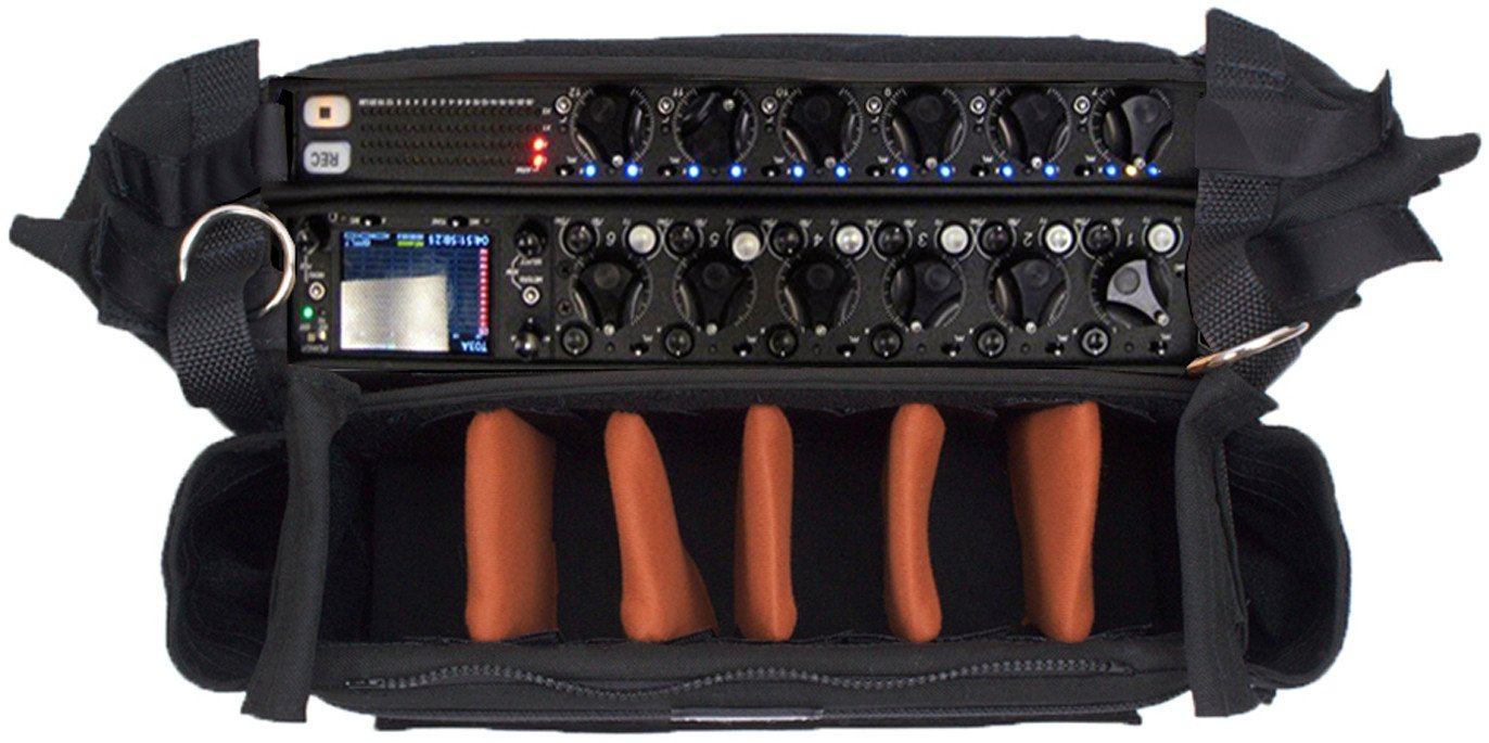 Field Audio Mixer Case for Sound Devices 664 and Wireless Microphones