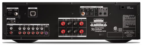 240W Stereo AV Receiver and Integrated Amplifier