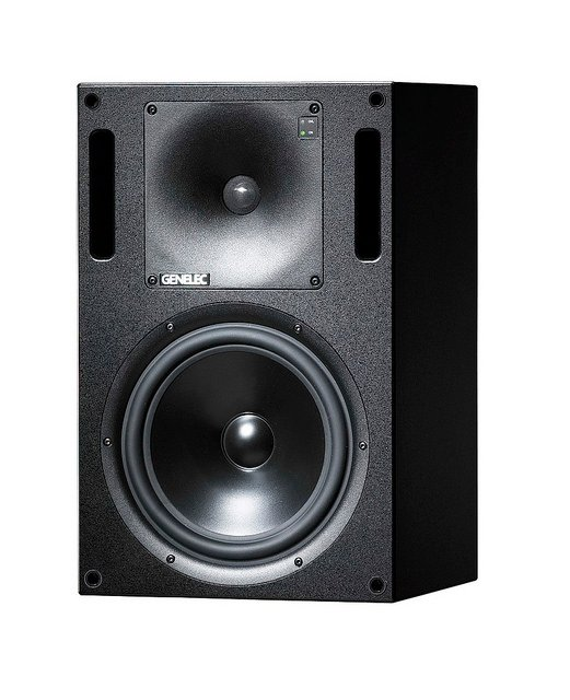 "2 Way Bi-Amplified Powered Monitor with 180W 10"" LF and 120W 1"" HF"