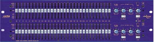 XTA GQ600 Dual Channel Graphic Equalizer GQ600