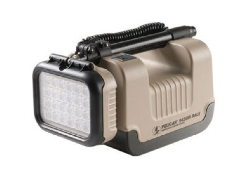 Infrared Remote Area Lighting System