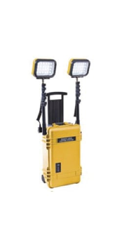 Remote Area Lighting System