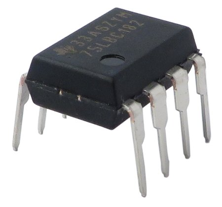 Integrated Circuit for DMX Control and SmartPack