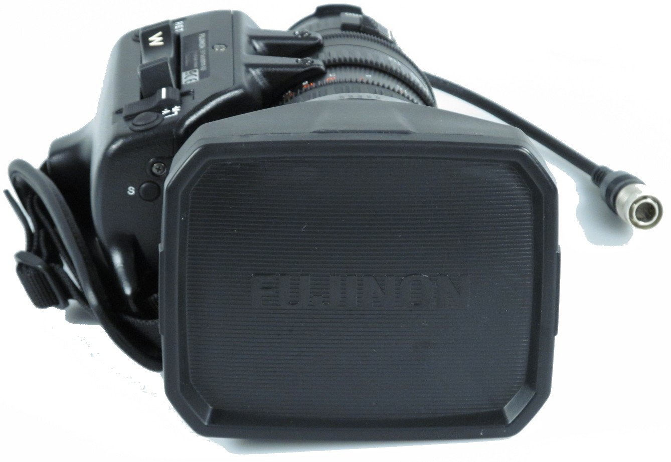"""Standard Definition ENG/EFP Lens with Pigtail Connector for 1/2"""" Chip Format Cameras"""