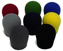 8 Pack of Colored Windscreens