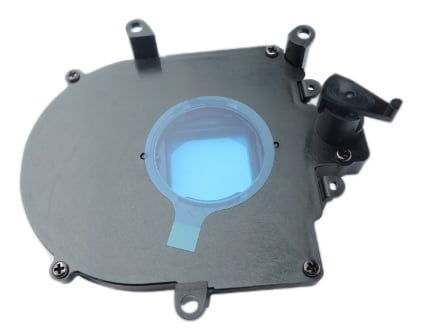 Optical ND Filter Assembly for PMWEX1