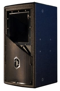 """8"""" 2 Way Full Range Loudspeaker System with Built-In Passive Crossover"""