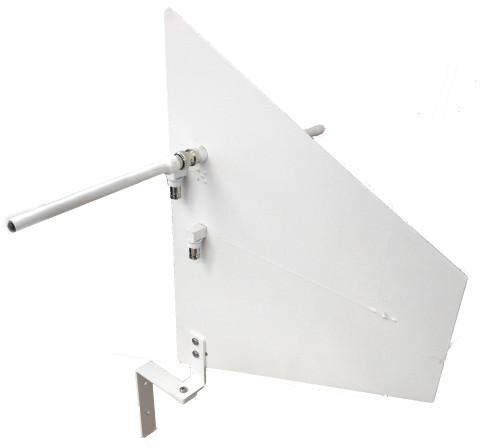 Diversity Antenna w/ Wallmount