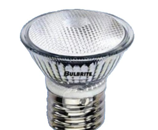 Bulbtronics BUEXN/E26 50W Halogen Lamp Bulb BUEXN/E26