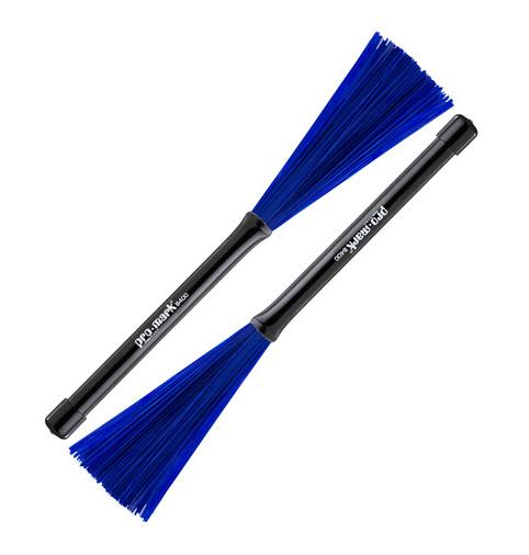 Brush with Retractable Nylon Bristles