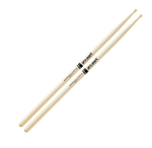 Jazz Cafe Maple Drumsticks with Wooden Tip