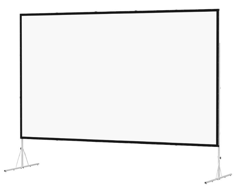 Da-Lite 95744 Fast-Fold Heavy Duty/Rear Projection Truss, High Contrast Da-Tex 16' x 21' Replacement Screen Surface 95744