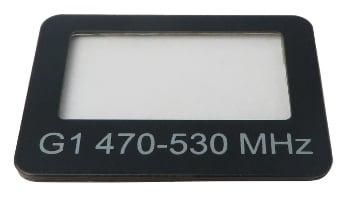 Shure 65V8637  Lens for UR1M-G1 65V8637