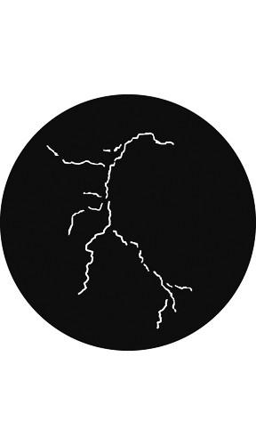 """Lightning"" Pattern Gobo"