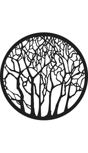 """Bare Trees"" Pattern Gobo"