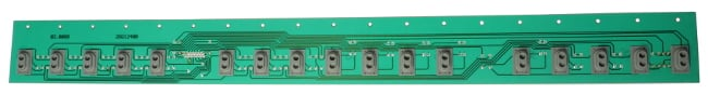Contact PCB for MP 113