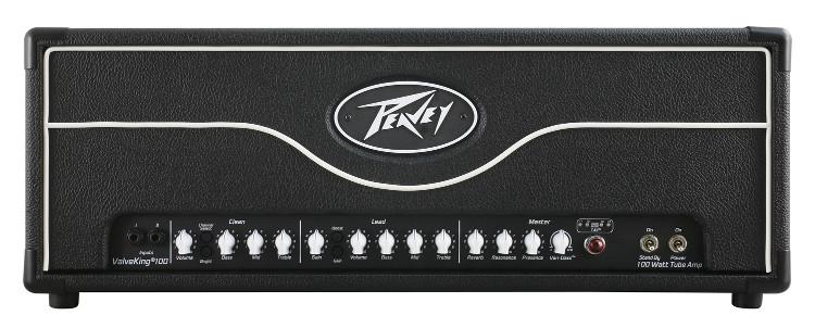 100W 2-Channel Tube Guitar Amplifier Head