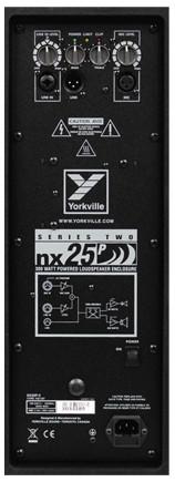 """200W Powered 12"""" Powered Loudspeaker"""