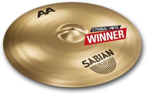 "24"" AA Bash Ride Cymbal"