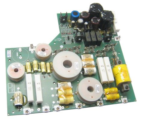 Cobra Crossover PCB#1