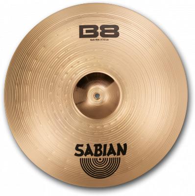 "20"" B8 Rock Ride Cymbal"