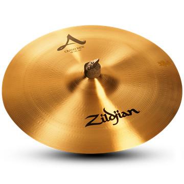 """18"""" A Zildjian Crash Ride Cymbal"""