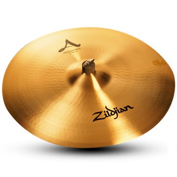 "22"" A Zildjian Medium Ride Cymbal"
