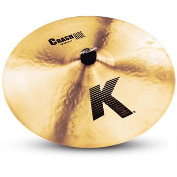 "18"" K Crash Ride Cymbal"
