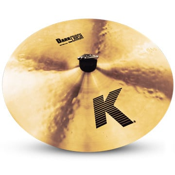 "16"" K Dark Thin Crash Cymbal"