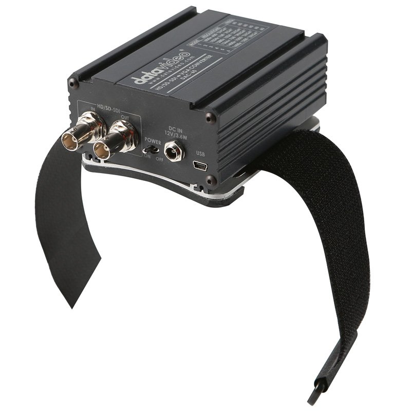 Tripod Mounting Bracket for DAC Converters