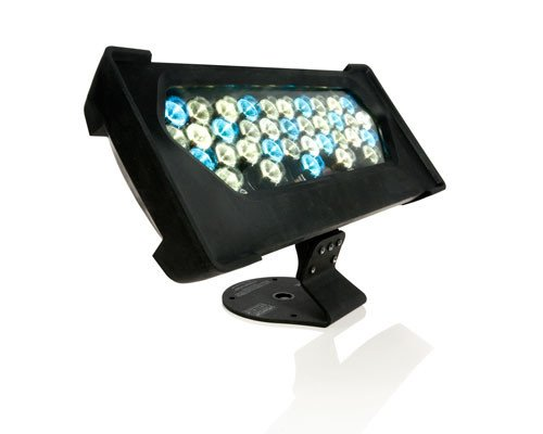 Intelligent LED Fixture in Black