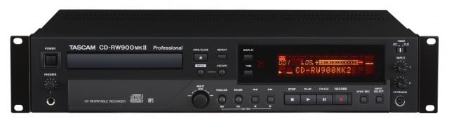CD Recorder/Player