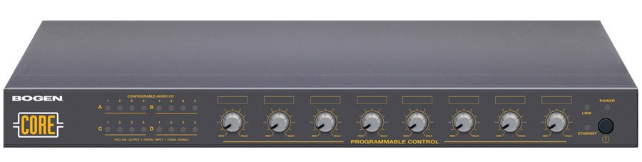 Universal 8 Input/8 Output DSP Audio Processor